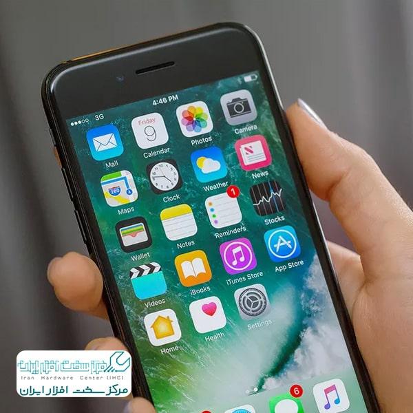 زنگ نخوردن گوشی اپل-min