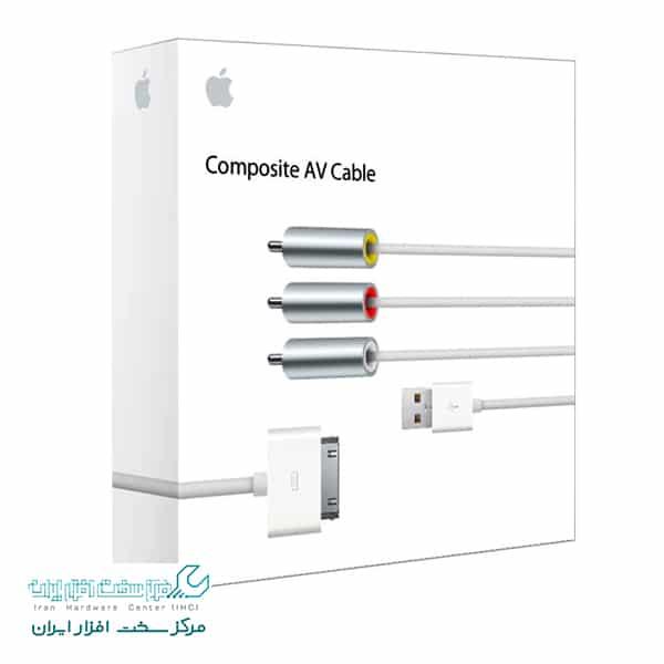 كابل Apple Composite AV