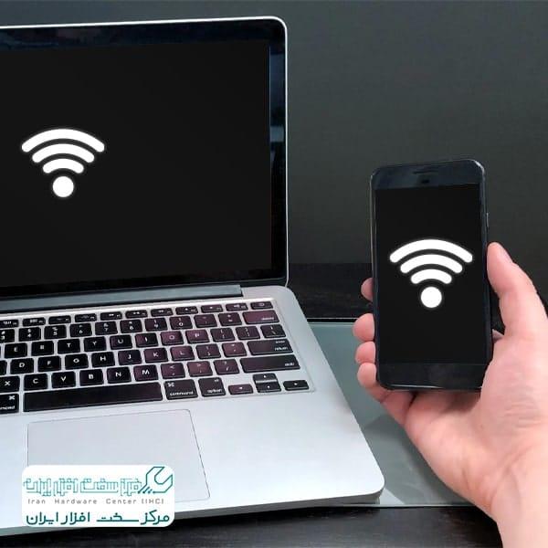 وصل کردن اینترنت آیفون به کامپیوتر