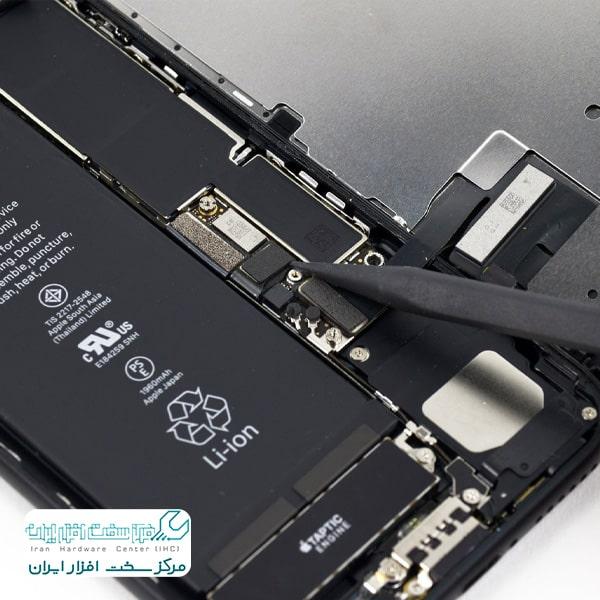 تعمیر و تعویض هارد گوشی اپل