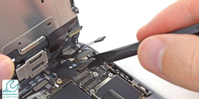 تعمیر سی پی پو آیفون اپل
